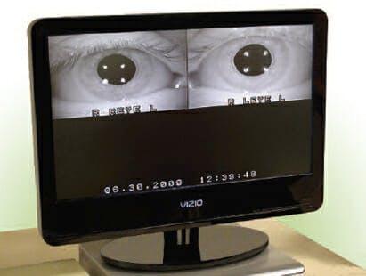 Real Eyes Monitor