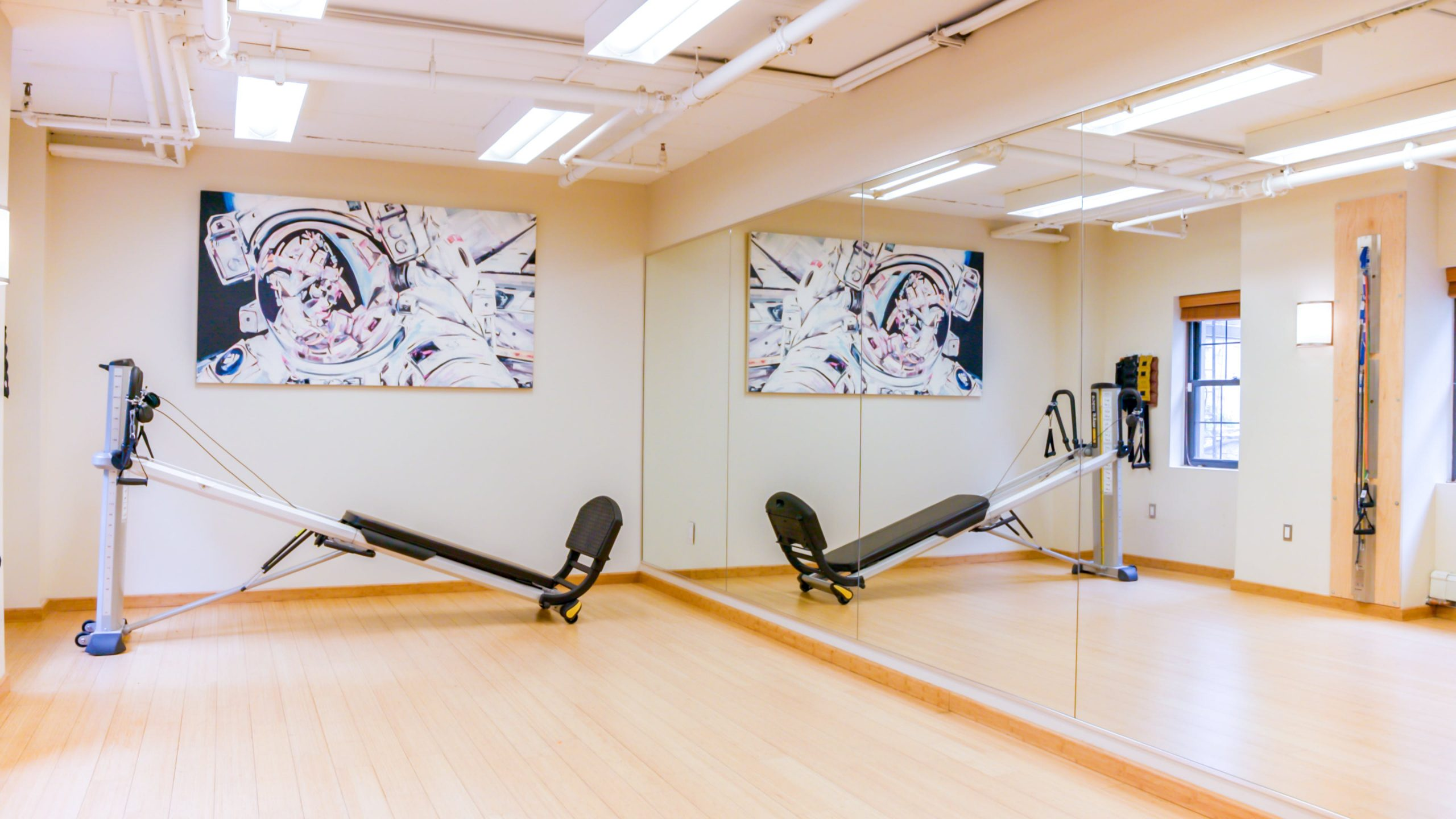 Equilibrium Physical Therapy Studio Space