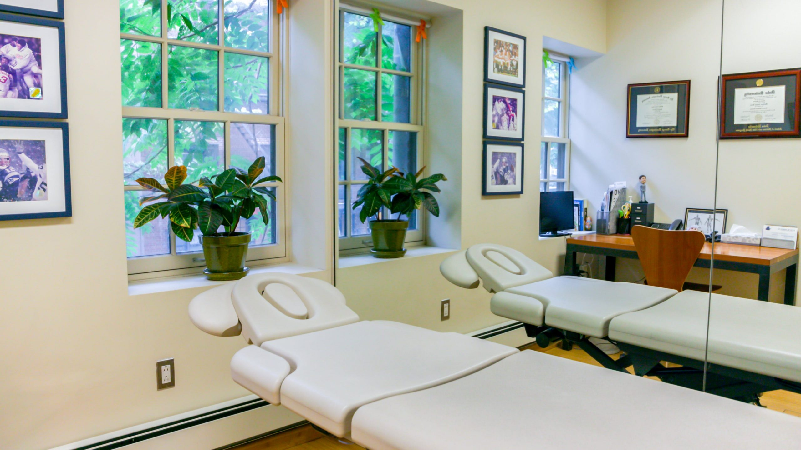 Equilibrium Physical Therapy Treatment Rooms
